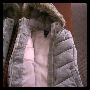 Winter Vest fro The Gap!
